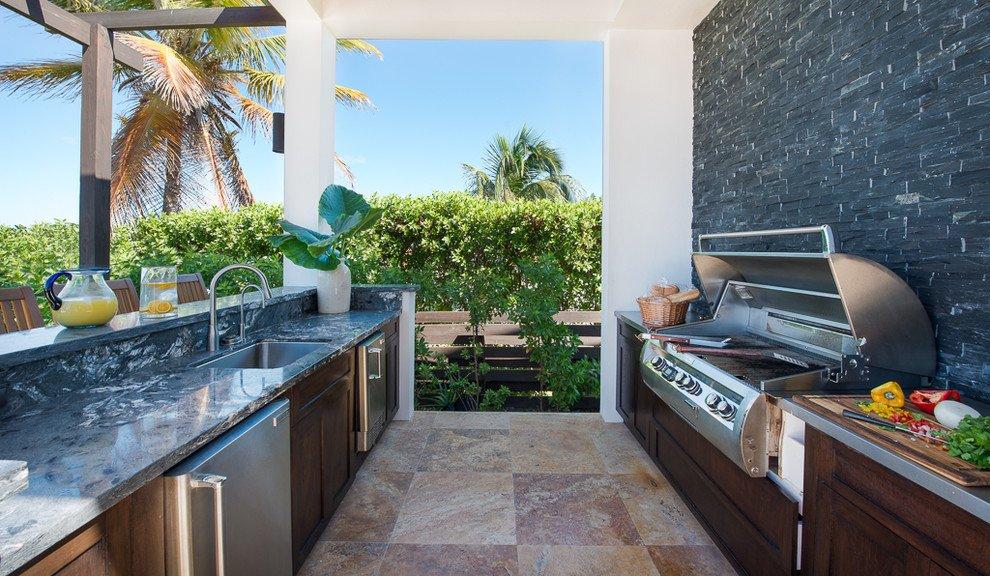barbecue en beton cofop fr. Black Bedroom Furniture Sets. Home Design Ideas